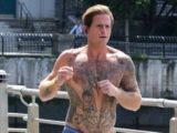 Сын Майкла Дугласа покрылся татуировками с ног до головы