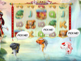 Игровой автомат Koi Princess: правила игры